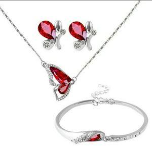 Jewelry - Butterfly jewelry set